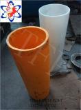 大きいサイズのカスタム製造UHMWPEの管