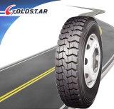 Piloter le pneu de la configuration 750r16