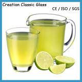 ガラスティーカップ、ガラスコーヒーカップ、ガラスミルクのコップ、ガラスコップ