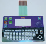 Polydome 전자 통제 키패드 Digtal에 의하여 인쇄되는 장난감 막 스위치