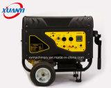 Alternador portátil de cobre quente do gerador da gasolina da potência do fio 3kw da venda 100%