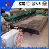 Оборудование высокой эффективности 6s минируя разъединения силы тяжести трястия таблицу приложено к индустрии золота/утюга/штуфа