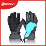 Avvertire il guanto reso personale del pattino delle mani del guanto di inverno per l'uomo e la donna