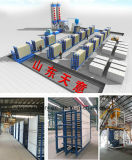 Tianyi Tyfz16縦の自動EPSのセメントサンドイッチ混合物のボード機械