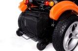 """16의 """" 바퀴 알루미늄 합금 및 변죽을%s 가진 최신 판매 전력 휠체어"""