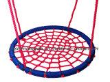 Persona al aire libre de la base 2 del juguete del juego del patio trasero del oscilación de los cabritos