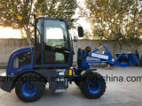 Ce затяжелителя колеса фермы машины Zl08f Weifang одобрил
