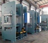 Machine de vulcanisation de vente de grande plaque en caoutchouc chaude de bande de conveyeur