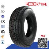 Schlauchloser LKW-Reifen mit PUNKT Bescheinigung 275/70r22.5