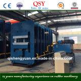 De RubberMachine van uitstekende kwaliteit van de Pers van het Vulcaniseerapparaat voor Het RubberBlad van de Transportband & Frame die de Machine van de Pers genezen