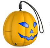 Heißes Selling Bluetooth MP3 Speaker Box für Halloween Pumpkin