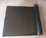 Gummiloch-Matten-/EPDM-Gummifußboden-Matte/industrielle Fußboden-Matte
