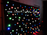 セリウムとのRGBW 4 Colors LED Star Curtain