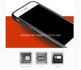 Новое iPhone аргументы за силы тяжести Selfie липкое PC+TPU анти- 6/6 случаев крышки сотового телефона Plus/6s