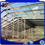 Structuur van het Staal van de Bouwconstructie van het metaal De Projecten Vervaardigde