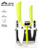 Mutifuctional Knife Set mit Color Handle für Kitchen Products