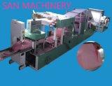 Bib clínico descartável do uso da máquina do Bib que faz a máquina