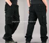 Pantalones ocasionales del cargo del diseño de la manera para los hombres