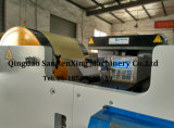 UV слипчивая лакировочная машина для бумажного ярлыка/ярлыка пленки