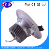 9W LED Downlight / LED Down Light para iluminação interior