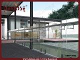 の上地上のプールの塀ガラスBlaustrade (DMS-B2804)