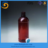 A113 500ml Fancy Pet Plastic Bottle Packaging für Liquids Wholesale