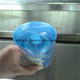 Omron Servobewegungsautomatische Duftstoff-Flaschen-Schrumpfverpackung-Maschine