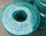Boyau de jardin coloré de PVC avec l'ajustage de précision