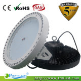 Indicatore luminoso della baia del UFO LED della lampada 120W del gruppo di lavoro di alta qualità alto