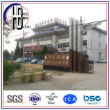 3 Pijp van het Staal van het Polyethyleen van de laag de Anticorrosieve met Uitstekende kwaliteit