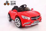 Paseo musical del bebé del bebé RC en el coche del juguete