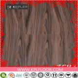 Matériau de PVC et plancher de tuiles simple de vinyle de traitement extérieur de couleur