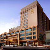 Construction préfabriquée de structure métallique de modèle neuf pour l'hôtel
