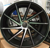 18, 19 оправа колеса сплава тавра CVT Vossen дюйма алюминиевая для пассажирских автомобилей