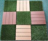 人工的な草のタイルをかみ合わせる高品質DIY