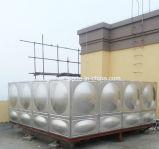 De schone en Sanitaire Vierkante Tank van het Water van het Roestvrij staal