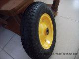 Rotelle di gomma pneumatiche di alta qualità e forti (4.00-8)