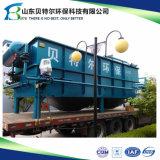 Système de DAF de traitement des eaux résiduaires d'abattage de volaille, 1-300m3/Hour
