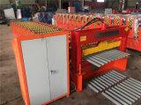 Senegal corrugou a telha do rolo da telhadura que faz a máquina