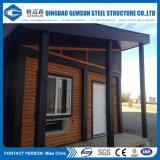 Camera prefabbricata chiara di lusso della struttura d'acciaio/domestico verificati la BV