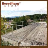 De Balustrade van het roestvrij staal/het OpenluchtSysteem van het Traliewerk van de Kabel (sj-H1008)