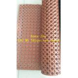 Циновка двери анти- выскальзования резиновый/циновка дренажа резиновый/резиновый циновка