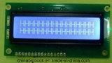 Индикация графика 160X32 LCD Stn в желтой предпосылке Grenn