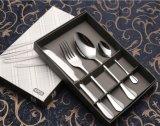 Les couverts d'acier inoxydable de Bifteck-Couteau ont placé pour la vaisselle (B22)