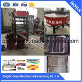 Machine de vulcanisation de brique en caoutchouc automatique