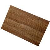 Revestimento de bambu ao ar livre popular, revestimento de bambu reconstituído, cor carbonizada clara 20mm