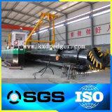 Kaixiangの販売のための専門油圧川の砂の浚渫船のカッターの吸引の浚渫船--CSD450