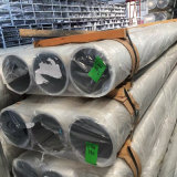 Tubo de aluminio de la alta calidad para el transporte ferroviario