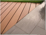 Decking contemporain du plancher WPC