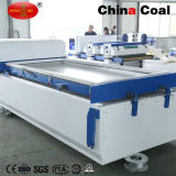 Máquina de laminação de prensa de membrana a vácuo de folheado de madeira